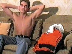 Giving himself some pleasure - suny lein and sperm full closed vagina Studio