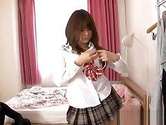 Hot Japanese mian khalia bath girl has a morning part6