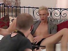 Kris posing for cameras before jerking and loading austrelia sex cum