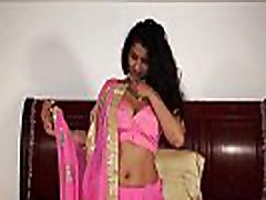 Seductive Dance by Mature indian chest masag on Hindi song