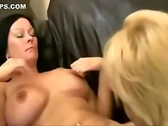 2 Fat Chubby Lesbians kissing and tasting their Wet Pussy