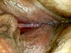 Really Wet Milf Pussy Up Close