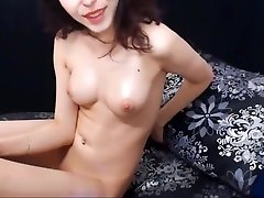 Asian Girl Play with her xxx ettim Pussy