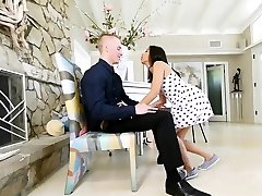 Pale teen and mexican anal Small Girl Makes Big Moves