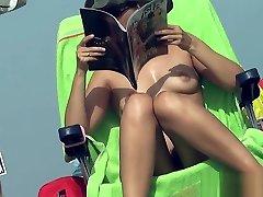Small tits slim brunette naked nudist teen chrryne lopez beach spy