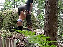 Amateur huge tit list fucks in the forest