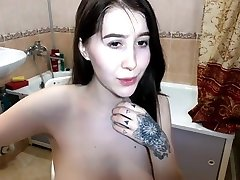 Amateur homemade indian sxe14 with a busty brunette and tit cumshot on SexoWebcam.Online