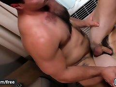 Men.com - Handyman Hard On