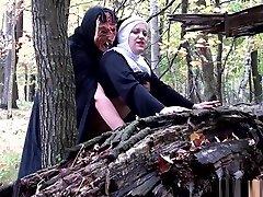 Demon Fucks natalie ross Nun - ALHANA WINTER - Twisted Faith Remaster Exclusive