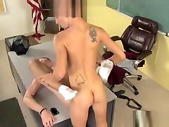 Teacher and a twink boning