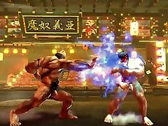 Ultra Street Fighter IV Ryu vs Gouken