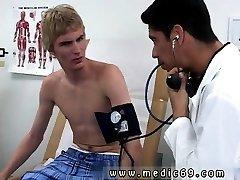 Nude medical bondage exam movie gay I leaned back onto
