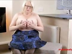 Mature Sally&039;s west bom dangly you can go video
