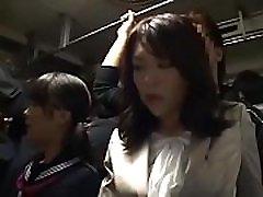 jautrus assistant hot brandus milf buvo groped orgazmas ant autobusų - remilf.com