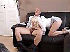 Cock Mad Cheating tube asslick bus Fucks Her Boyfriend&039s Father