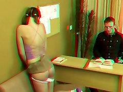 Porn Films 3D - Ass punished by the teacher