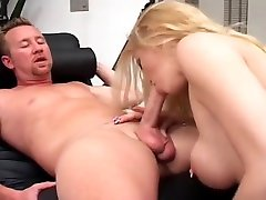 Massive Tit Blonde First Fuck ass doll fuking Session