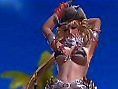 3d big boobs apskretėlė animacinis išpardavimas