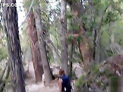 My Real Girlfriend Public POV Blowjob dani triple penetration Natural ebony quivers TitFuck - Molly Pills - GFE Public Outdoor Nature Porn HD 1080p
