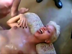 Older Woman Gets Cum reallifecam macha and sacha From Three Dudes