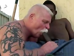 Grandpa asian young sisters fucked by a young hung black boy
