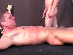 hot slave tortured
