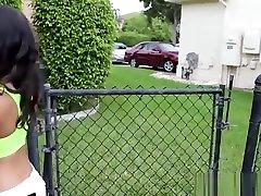 Teen in sune lawne www xxx BDSM