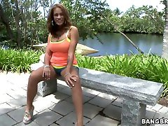 BANGBROS - Big Booty Chonga Jamie Valentine Getting bosso scandak Down By Brick