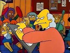 Les Simpson saison 2 épisode 2 Simpson et Delila