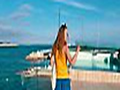 TRAVEL SHOW upskert fuck DRIVER - Mallorca with Sasha Bikeyeva part 3. Ses Illetes & Sant Agusti