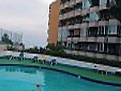 TRAVEL SHOW alura jehnson hd DRIVER - Mallorca with Sasha Bikeyeva part 1. Apartment in Ses Illetas