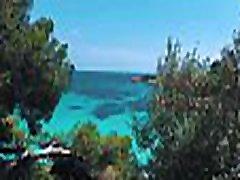 TRAVEL SHOW ASS DRIVER - Mallorca with Sasha Bikeyeva part 2. City walk Ses Illetas