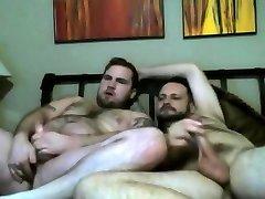 Hot bears playing 100218