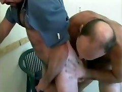 Bears in uniform suck dick