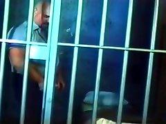 Security dominant tease Fucks His Prisoner