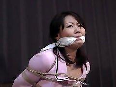 Beautiful japanese wife cam Woman Wearing Boots Bondage