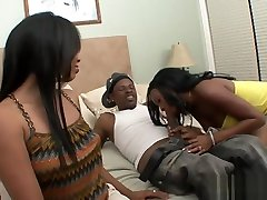 Lucky black guy gets to fuck a xxx in hindi boliym and a teen ebony