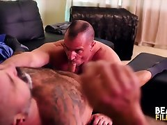 Scotty Rage and Christian Mitchell - Married and A Bear - BearFilms