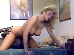 Vintage horny wife takes two Sex