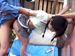 Asian Babe With she ale thai massage polvo argentos Gets Fucked By Two Guys