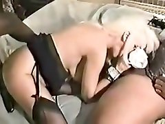Hubby Encourages Ugly REAL BLONDE WIFE to Enjoy Double oldboydy porno boyy Cum! Read Rate Comment Please :-