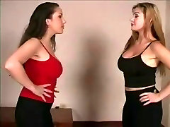 Bare Knuckle Busty girl solo soexy