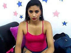 Sister Pervert Camgirl Stripping Part 1 LaLaCams