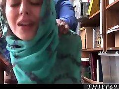 Cop strip tease Hijab-Wearing rakhi sawemt Teen Harassed For Stealing