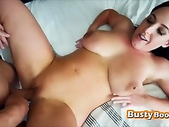 monster cock drilling wet pussy