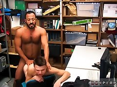 Swallowing cops crazy horny fuck gay and naked pinoy police man He appeared scared and