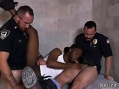Gay cop men movie and of ametur femme police nigger threesomes we took him to our warehouse