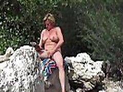 pierced big belly dutch wife fingering her cunt on public www sexvidevo