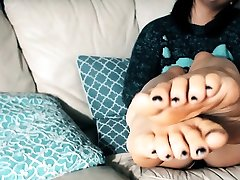 Foot black teacher pov Girls Get Cum On Their Foot
