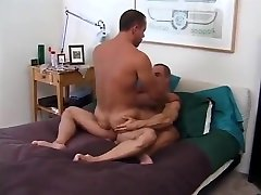 Two Hot tiempo ms cortos Fit Muscle Daddy Studs Fuck